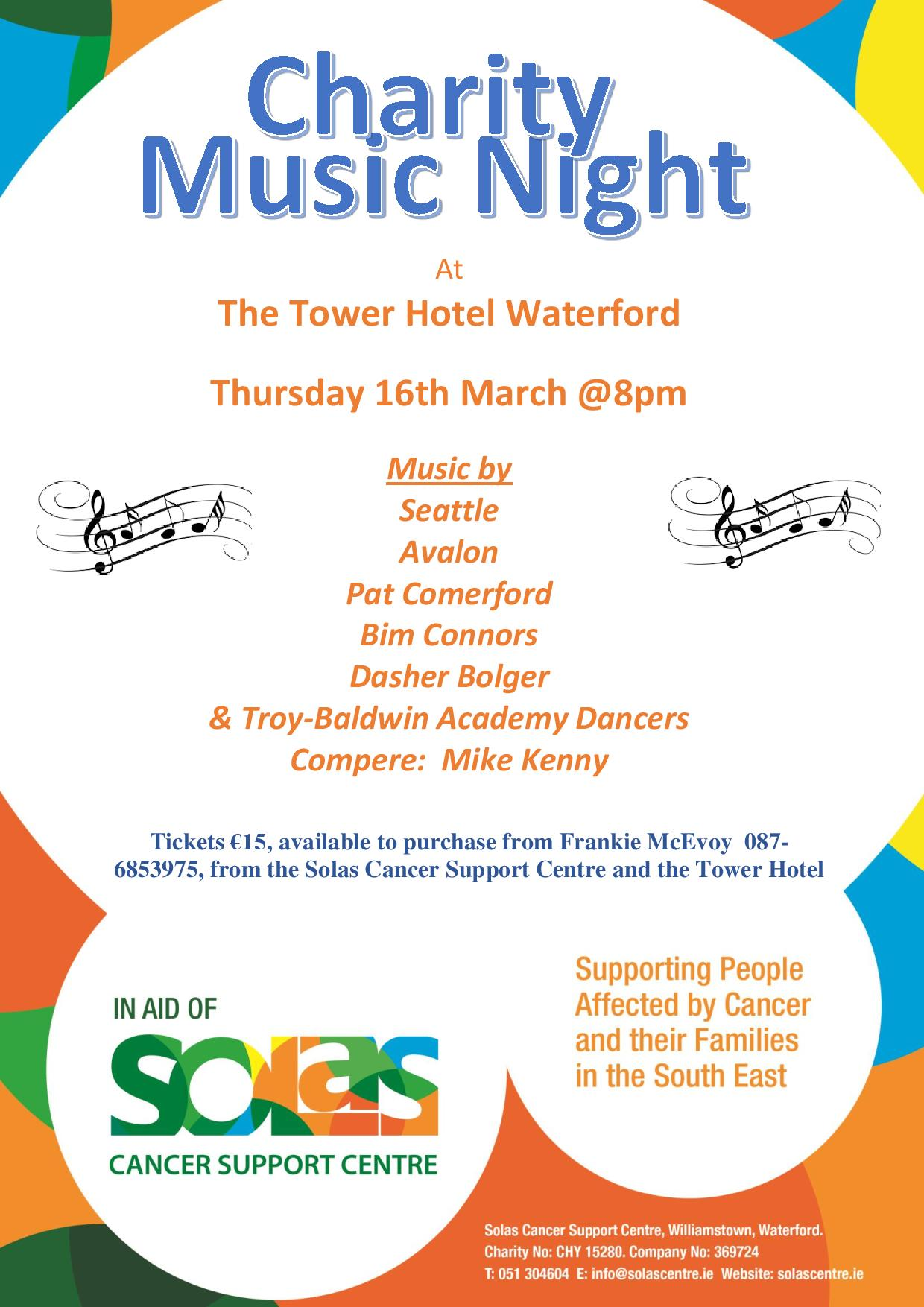 Charity music Night Poster - Frankie McEvoy - 160317-page-001